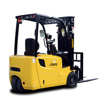 GS 1.8T Three Wheel Electric Forklift